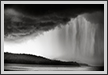 Monsoon Rain | bw Fine Art Nature Photography