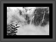 Jog Falls of India | bw Fine Art Nature Photography