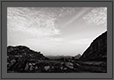 Mountains in Black and White | landscape Fine Art Nature Photography