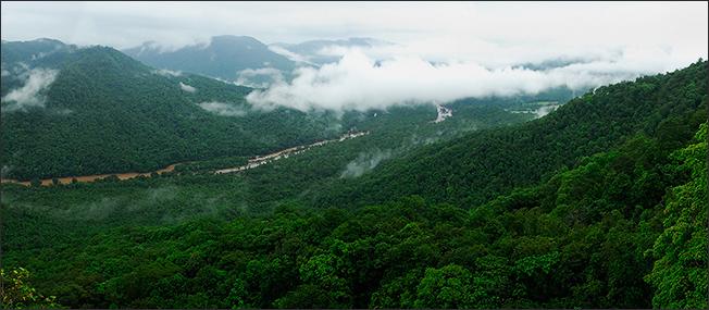 Karnataka Beautiful Landscapes of Karnataka